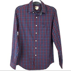 J. Crew long sleeve button down shirt men's XS